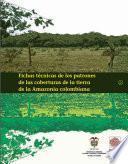 Libro de Fichas Técnicas De Los Patrones De Las Coberturas De La Tierra De La Amazonia Colombiana
