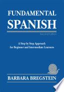 Libro de Fundamental Spanish