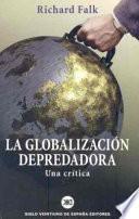 Libro de La Globalización Depredadora