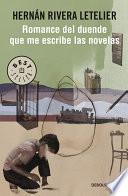 Libro de Romance Del Duende Que Me Escribe Las Novelas