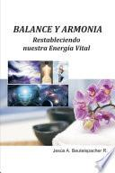 Libro de Balance Y Armonía, Restableciendo Nuestra Energía Vital