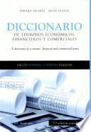 Libro de Diccionario De Términos Económicos, Financieros Y Comerciales