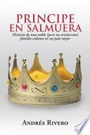 Libro de Principe En Salmuera