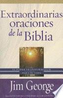 Libro de Extraordinarias Oraciones De La Biblia