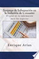 Libro de Sistemas De Información En La Industria De Consumo