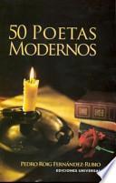 Libro de 50 Poetas Modernos