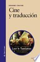 Libro de Cine Y Traducción