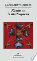 Libro de Fiesta En La Madriguera