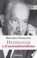Libro de Heidegger Y El Nacionalsocialismo