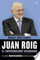 Libro de Juan Roig