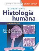 Libro de Stevens Y Lowe. Histología Humana + Studentconsult