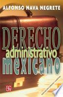 Libro de Derecho Adminstrativo Mexicano