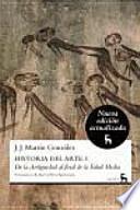 Libro de Historia Del Arte, I