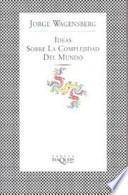 Libro de Ideas Sobre La Complejidad Del Mundo