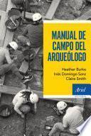 Libro de Manual De Campo Del Arqueólogo
