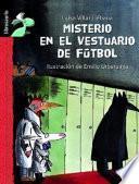 Libro de Misterio En El Vestuario De Fútbol