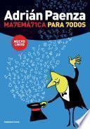 Libro de Matemática Para Todos