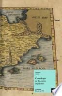 Libro de Cronología De Los Reyes Españoles