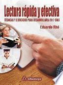 Libro de Lectura Rapida Y Efectiva