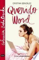 Libro de Querido Word (@betacoqueta)