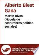 Libro de Martín Rivas