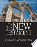 Libro de An Introduction To The New Testament