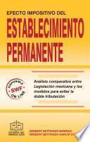 Libro de Efecto Impositivo Del Establecimiento Permanente 2016