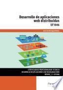 Libro de Uf1846   Desarrollo De Aplicaciones Web Distribuidas