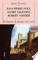 Libro de El Despertar De Europa, 950 1250