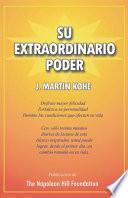 Libro de Su Extraordinario Poder / His Extraordinary Power