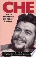 Libro de Che En La Memoria De Fidel Castro