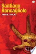 Libro de Abril Rojo