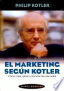 Libro de El Marketing Según Kotler