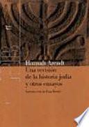 Libro de Una Revisión De La Historia Judía Y Otros Ensayos