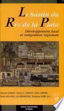 Libro de Le Bassin Du Rio De La Plata