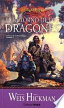 Libro de El Retorno De Los Dragones
