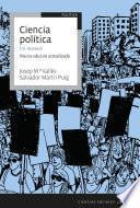 Libro de Ciencia Política. Un Manual