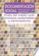 Libro de Crisis Del Medio Rural