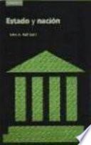 Libro de Estado Y Nación