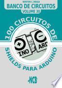 Libro de 100 Circuitos De Shields Para Arduino (español)