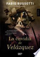 Libro de La Envidia De Velázquez