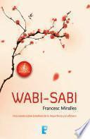 Libro de Wabi Sabi