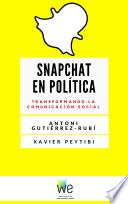 Libro de Snapchat En Política