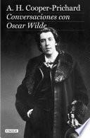 Libro de Conversaciones Con Oscar Wilde