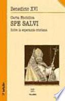 Libro de Spe Salvi