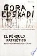 Libro de El Péndulo Patriótico: 1936 1979