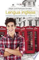 Libro de Lengua Inglesa. Gramática Inglesa Para Escuelas De Idiomas