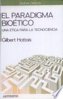Libro de El Paradigma Bioético