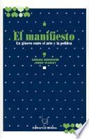 Libro de El Manifiesto