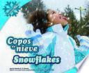 Libro de Copos De Nieve/snowflakes